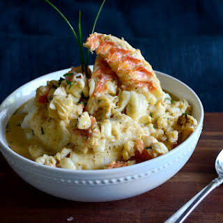 Lobster Mashed Potatoes.