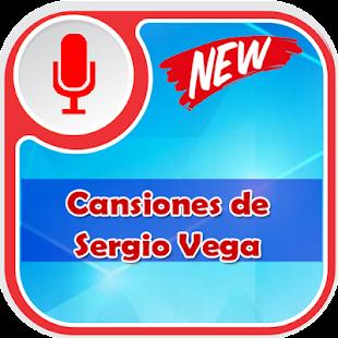 Sergio Vega de Canciones apk screenshot 1