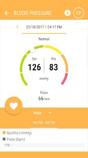 HealthForYou - náhled