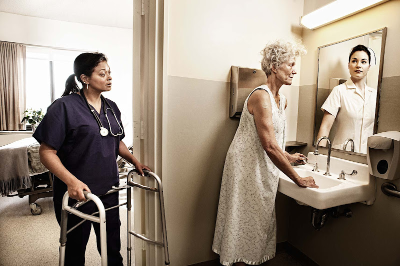 Photo: Novartis Reflections Campaign by Tom Hussey