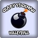 Crazy Stickman Volleyball icon