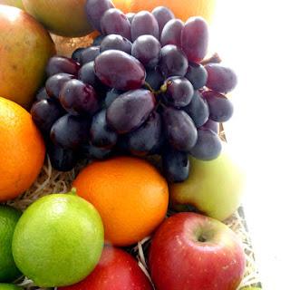 Fruit Salad with Lemongrass Syrup
