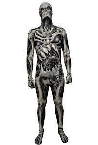 Morphsuit, monster