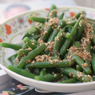 Green Beans with Sesame Dressing (Ingen no goma-ae)