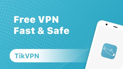 TikVPN - Free VPN Proxy Super Fast & Secure 2.3.0 screenshots 1