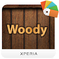 XPERIA™ Woody Theme icon