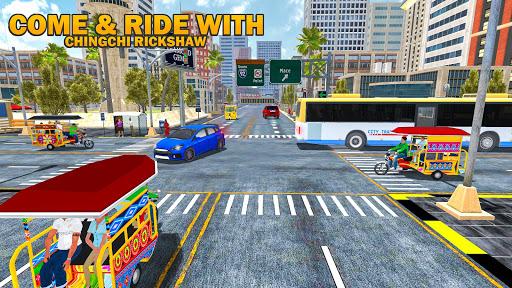 Offroad Tuk Tuk Rickshaw Driving: Tuk Tuk Games 20 apktram screenshots 16