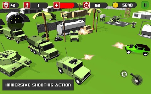 Smashy Car Riot: Busted Patrol v1.1.1 (Mod Coins)