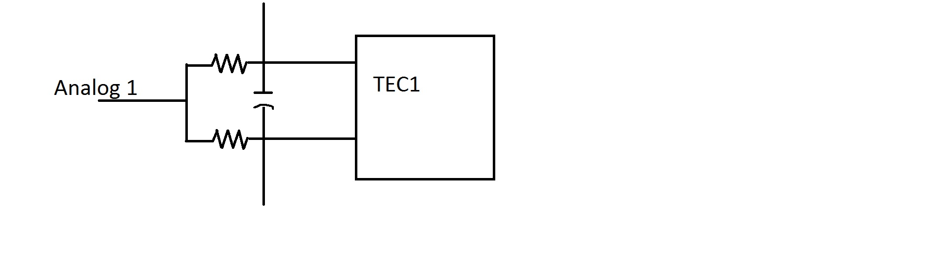 Measuring Floating Voltage Divider Circuit Take The Output Of That And Tie It To An Analog Pin