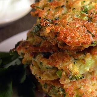 Broccoli Fritters #Recipe