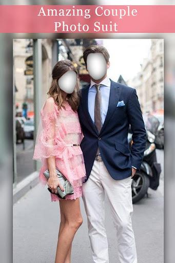 Couple Photo Suit screenshot