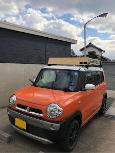 ハスラー MR31S G 5MT 2WDのカスタム事例画像 SUGURU@HUSTLERさんの2019年01月18日17:00の投稿