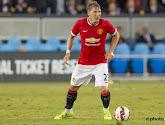 Bastian Schweinsteiger fait son retour avec l'équipe première de Manchester United