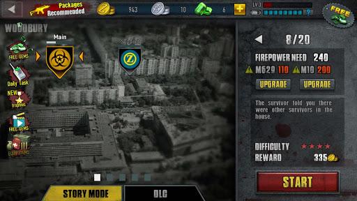 Zombie Frontier 3: Jeu de Tir  captures d'u00e9cran 20