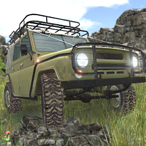 4×4 SUVs in the backwoods for PC and MAC