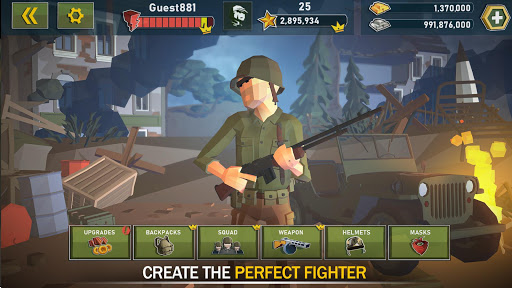 War Ops: WW2 Action Games screenshots 15