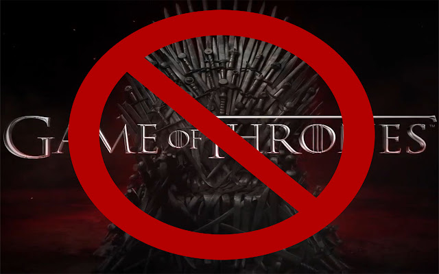 Game of Thrones Blocker!