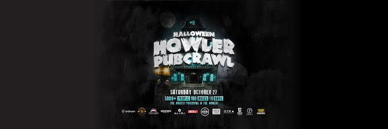 Halloween Howler Route 1 - Union Hall to Anthem
