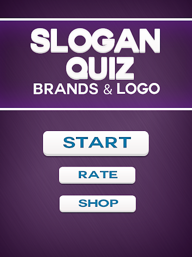 Quiz For Famous Slogan