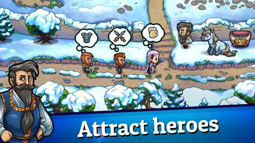 Code Triche Hero Park apk mod screenshots 1
