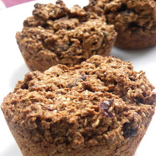 Super Raisin Bran Muffins