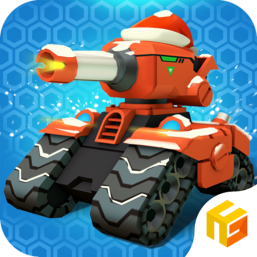 Tankr.io - Tank Realtime Battle APK Cracked Download