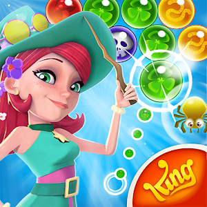 Bubble Witch 2 Saga Gratis