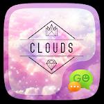 (FREE) GO SMS PRO CLOUDS THEME 7.1.1 Apk