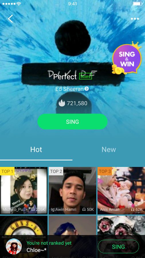JOOX Music- screenshot