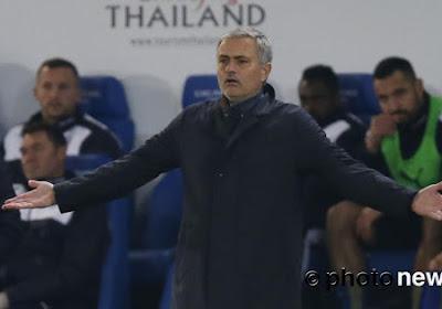 Pas encore d'offre de Man U pour Mourinho