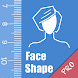 My Face Shape Meter  match and try eyeglass frames - Androidアプリ