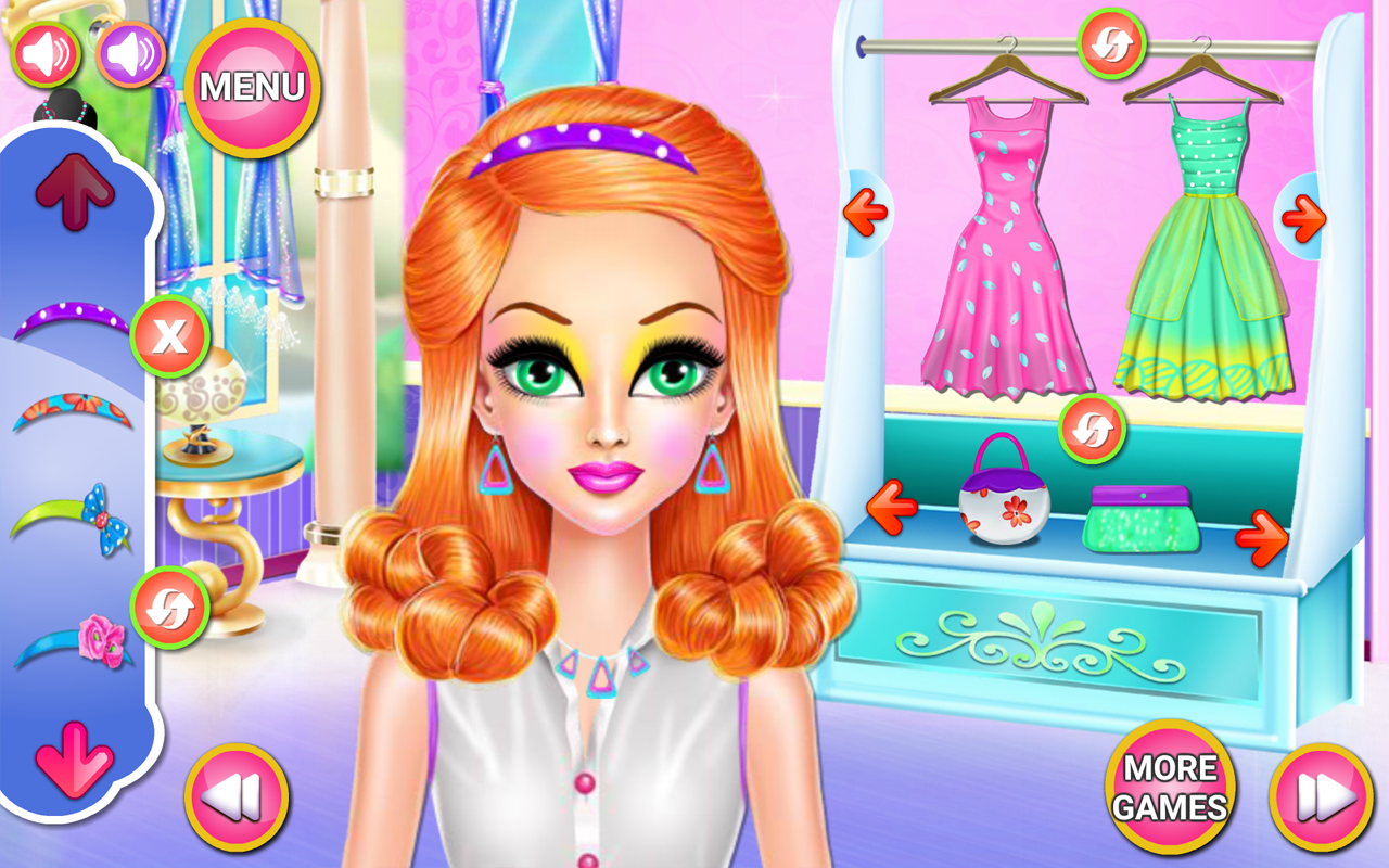 Super Facial Spa Salon Makeover Game Android Apps On Google Play Hairstyles For Women Draintrainus