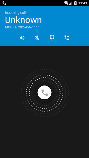 Fake Call 1.2.6 screenshots 1