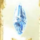 青クリスタル