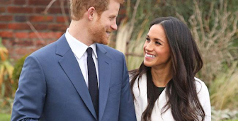 Prince Harry and Meghan Markle's love story to be turned into TV series