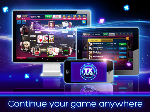 TX Poker - Texas Holdem Poker 2.35.0 Mod screenshots 5