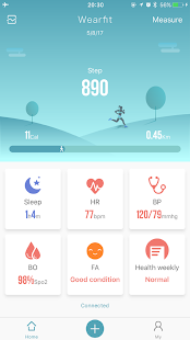 WearFit2.0 Screenshot
