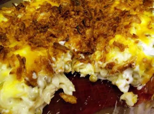 """Tuna Noodle Casserole With Cream Cheese....No Canned Soup""""Delicious! I have made this..."""