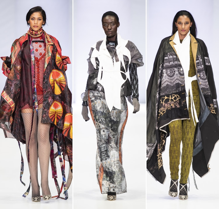 In Pictures 10 Of The Best Shows At South African Fashion Week