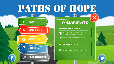 Paths Of Hope APK screenshot thumbnail 11
