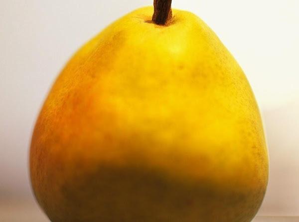 Spiced Pear Jam Recipe