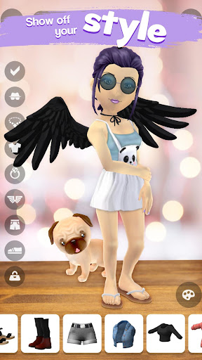 Club Cooee - 3D Avatar, Chat, Party & Make Friends modavailable screenshots 3