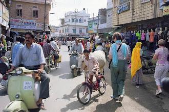 Photo: #021-Dans les rues d'Udaïpur