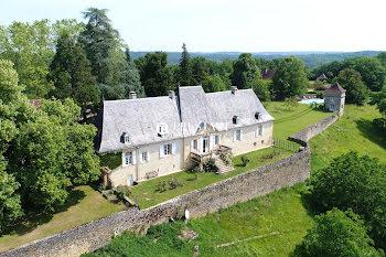 manoir à Sainte-Alvère (24)