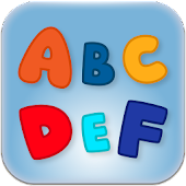 Kids memory game: Alphabet