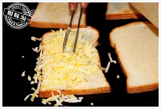 Full Sandwich雙種起司
