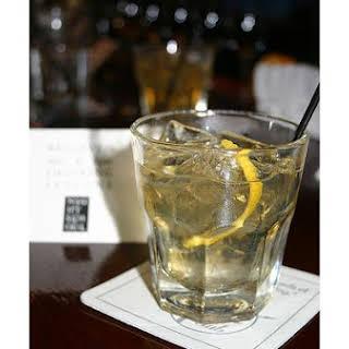 Bianco Bulleit Cocktail.