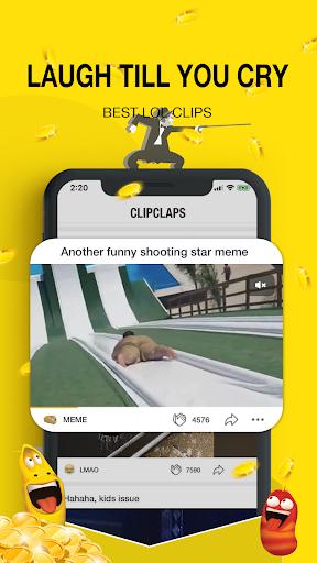 ClipClaps - Reward For Laughs screenshots 5