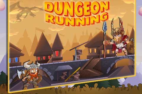 Dungeon Running 1.2 screenshots 1