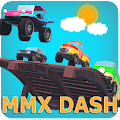 Hill Dash: Offroad Monster Truck, Car Racing